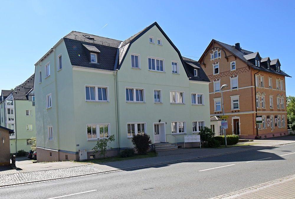 Eigentumswohnung im Kern von Zwönitz