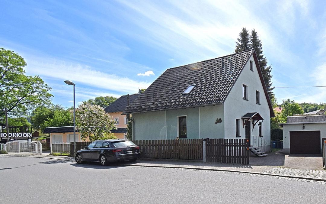 Top – schickes Einfamilienhaus in Niederzwönitz