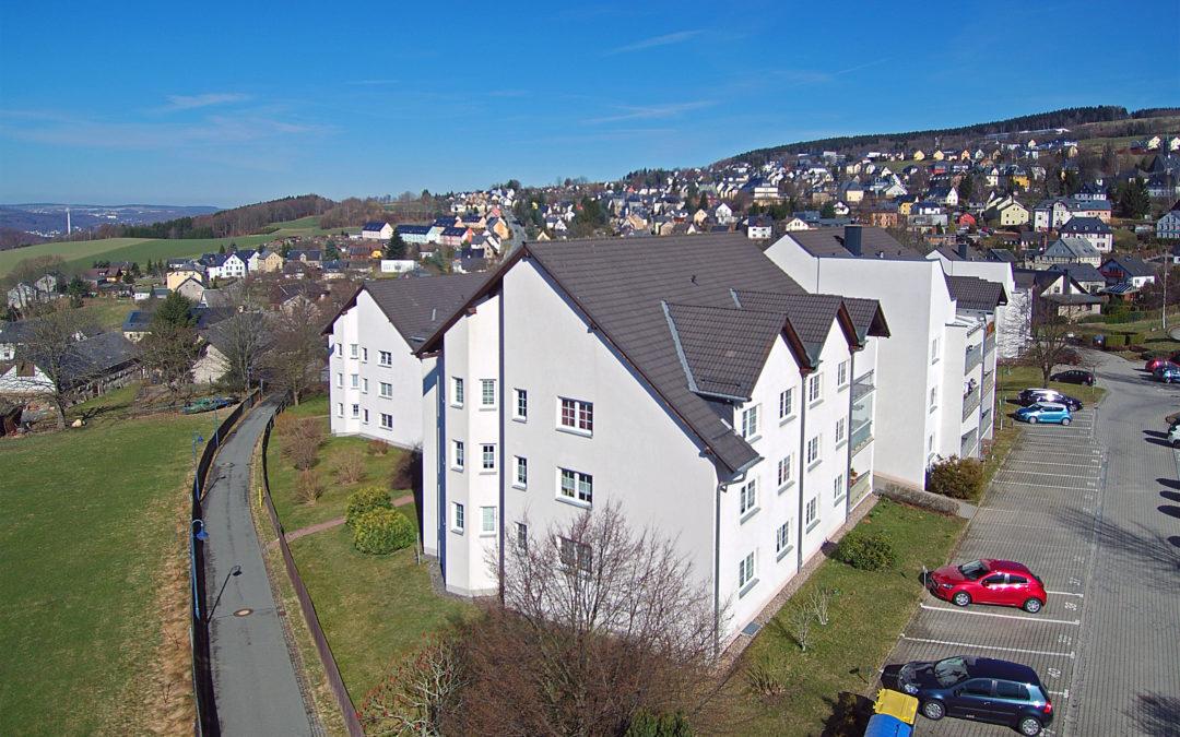 Eigentumswohnung in Bernsbach