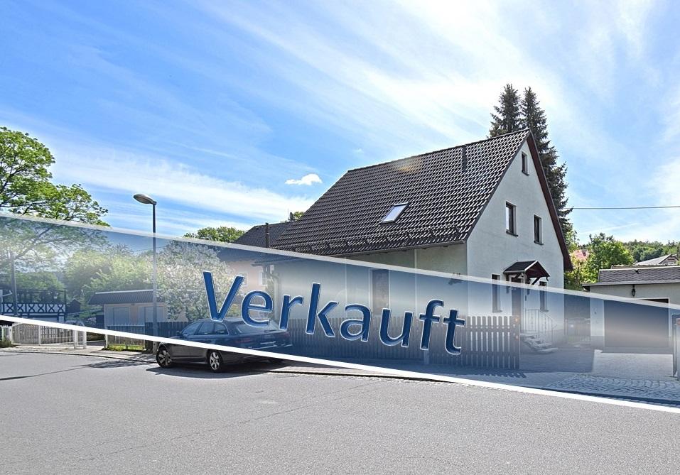 VERKAUFT- schickes Einfamilienhaus in Niederzwönitz
