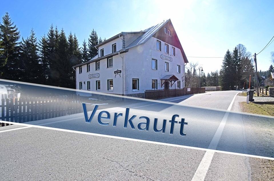 VERKAUFT! Gaststätte & Pension in Mitten des Wintersportzentrums