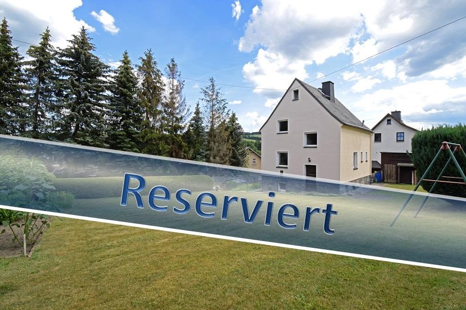 *RESERVIERT – Ihre eigenen 4 Wände in Meinersdorf*