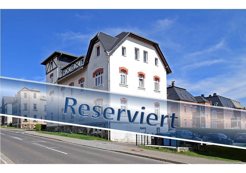 *RESERVIERT – Eigentumswohnungen in Stollberg*
