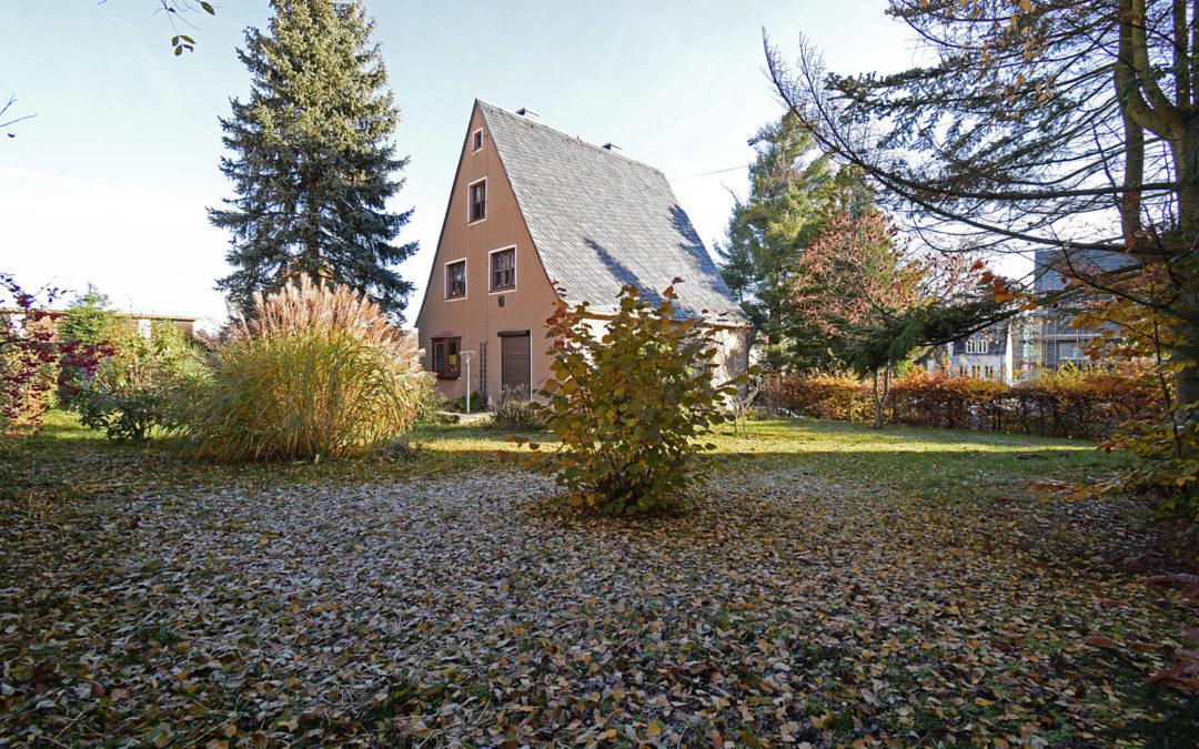 *Geheimtipp –  Charmantes Einfamilienhaus in Ehrenfriedersdorf*