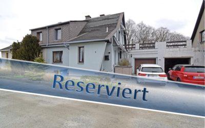 *RESERVIERT- Einfamilienhaus in Gelenau*